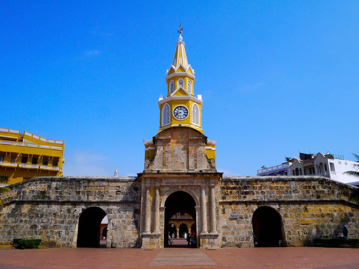 bolivar cartagena colombia Cartagena Colombie©PierreMuglia SOLO AC 13