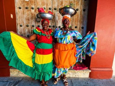 bolivar cartagena de indias Colombia Bolivar Cartagena Colombie© franck charton SOLO AC
