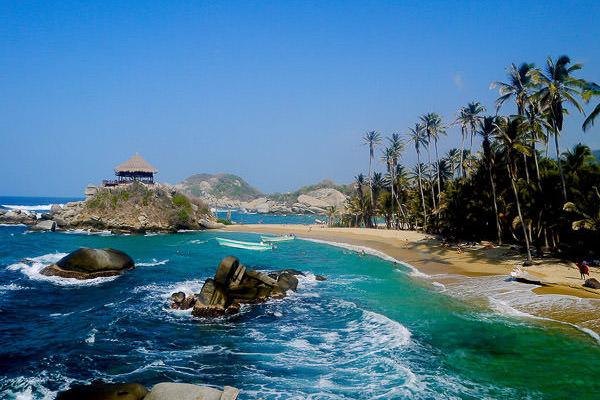 magdalena-parque-tayrona-cabo-san-juan-colombia-cabo San Juan, Colombie, mer, parque Tayrona, Paysage, plage©PierreMuglia-SOLO AC-4-12