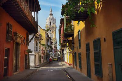bolivar cartagena colombia © tristan quevilly SOLO AC 1