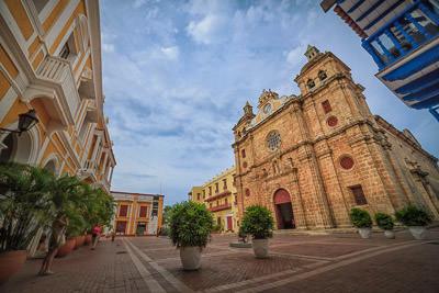bolivar cartagena colombia © tristan quevilly SOLO AC 17