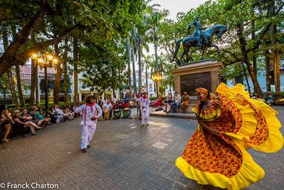 bolivar cartagena de indias Colombia © franck charton SOLO AC 3