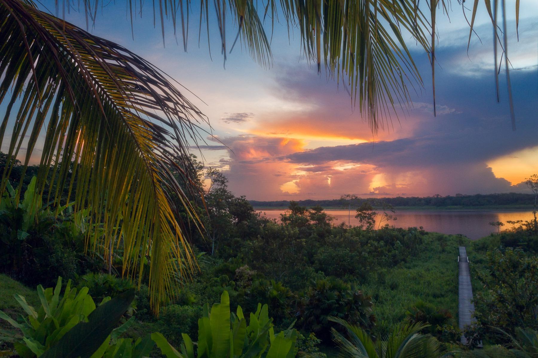 leticia amazonas colombia © Tristan Quevilly