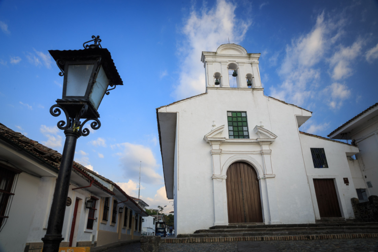 The Holy Week in Colombia