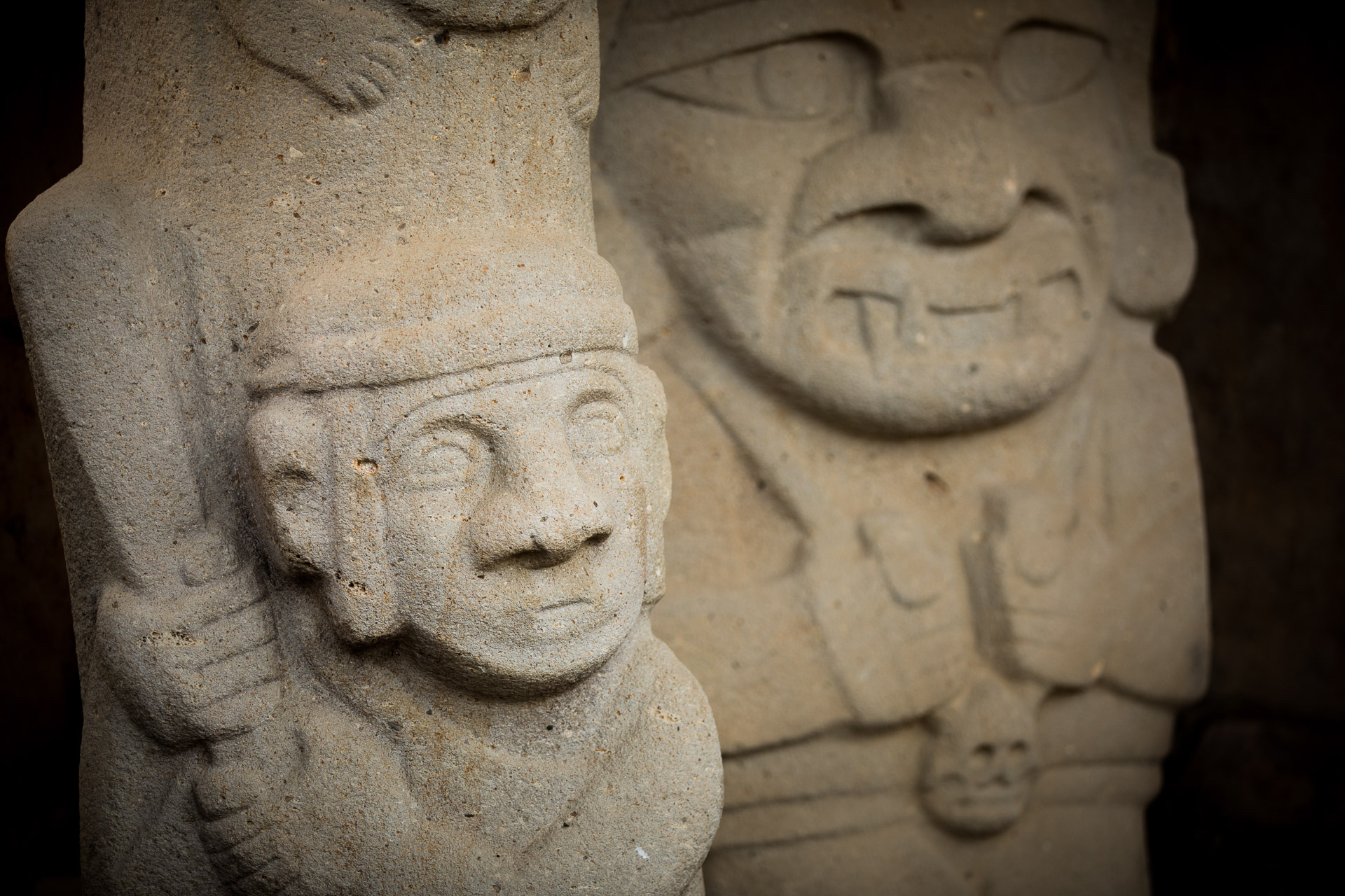 san agustin huila colombia © Tristan Quevilly