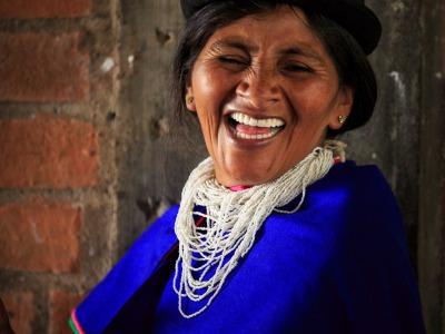 silvia mercado cauca colombia © Tristan Quevilly