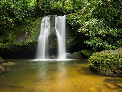 caminata Cascade mystique Paysage Rio@MathieuPerrot Bohringer Todos los derechos reservados