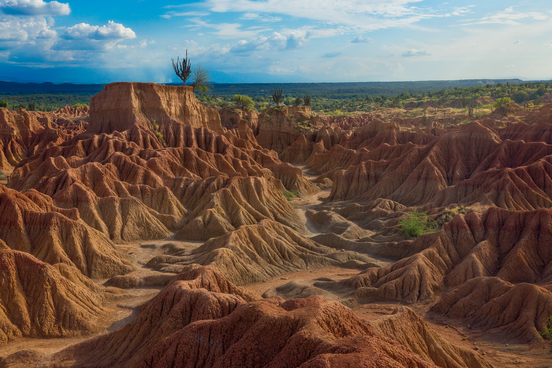 Desert de Tatacoa © tristan quevilly