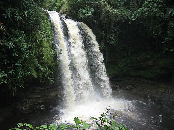 Que faire a San Agustin et ses alentours Cascada de los choros Colombie San Agustin©anonimo USO LIBRE