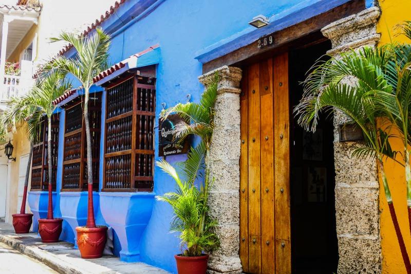 bolivar cartagena colombia Arquitectura Cartagena© camille ayral SOLO AC
