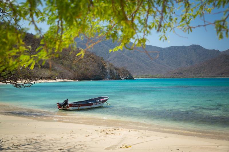Tayrona park playa cristal magdalena colombia © tristan quevilly SOLO AC